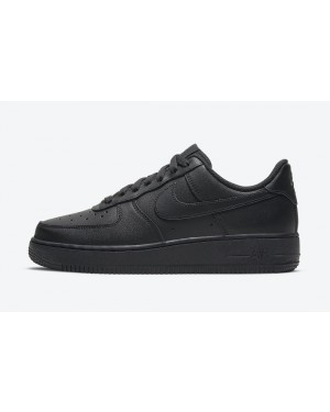 DD8959-001 Nike Air Force 1 Low Schoenen - Zwart/Zwart