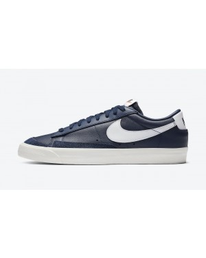 DA6364-400 Nike Blazer Low '77 Vintage - Midnight Navy/Wit
