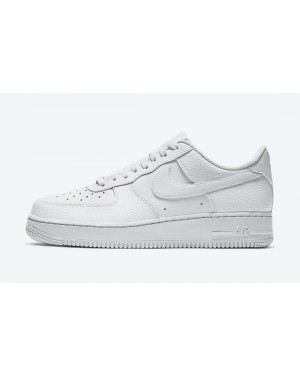 CZ0326-101 Nike Air Force 1 Low - Wit/Wit-Metallic Gold
