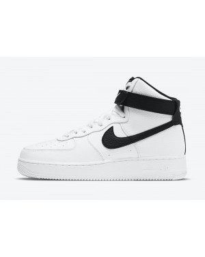 CT2303-100 Nike Air Force 1 High Schoenen - Wit/Zwart