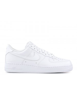 315122-111 Nike Air Force 1 '07 Schoenen - Wit/Wit