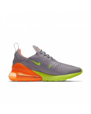 AH8050-012 Nike Air Max 270 - Grijs/Oranje/Hot Punch
