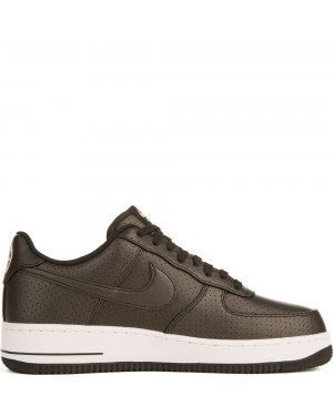 718152-014 Heren Nike Air Force 1 '07 Lv8 - Zwart/Zwart-Wit