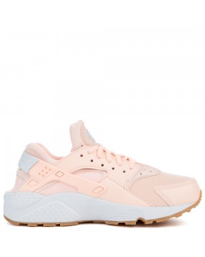 634835-607 Nike Air Huarache Run - Sunset Tint/Wit-Geel