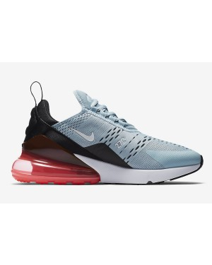 Nike Air Max 270 Ocean Bliss/Zwart-Hot Punch AH6789-400