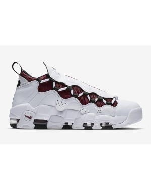 Nike Air More Money Wit/Rood AJ2998-100