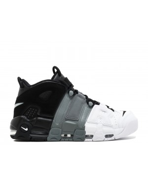 "Nike Air More Uptempo ""Tri-Color"" Zwart/Grijs-Wit 921948-002"