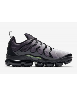 Nike Air VaporMax Plus Zwart/Volt-Wit 924453-009