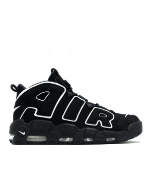 Nike Air More Uptempo Zwart/Wit/Zwart 414962-002
