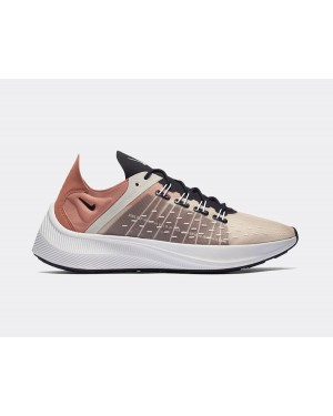AO3170-200 Nike Dames EXP-X14 Schoenen - Terra Blush/Wit-Light Bone