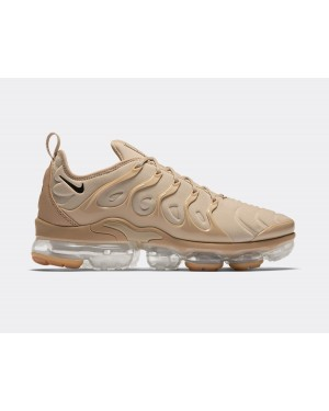 AT5681-200 Nike Air VaporMax Plus - String/Zwart-Desert-Bruin