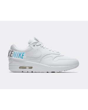 AQ7826-100 Nike Dames Air Max 1-100 Schoenen - Wit/Wit-Wit