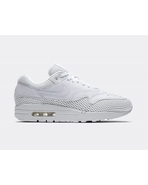 AO2366-100 Nike Dames Air Max 1 SI Schoenen - Wit/Wit-Grijs