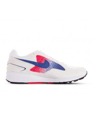 AO1551-104 Nike Air Skylon II Schoenen - Wit/Game Royal-Rood