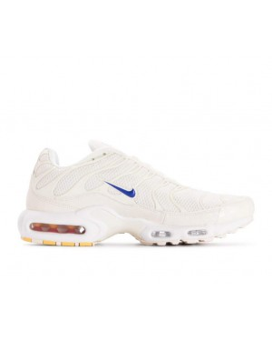 AR4251-100 Nike Air Max Plus Tn SE - Wit/Wit/Blauw
