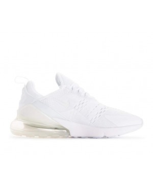AH8050-101 Nike Air Max 270 Schoenen - Wit/Wit-Wit