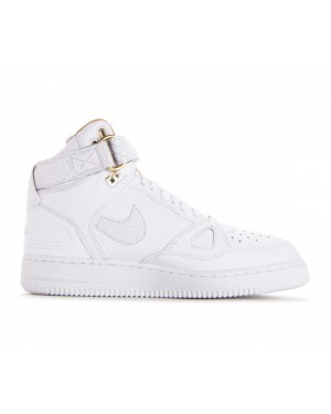AO1074-100 Nike Air Force 1 Hi Just Don Schoenen - Wit/Wit-Wit