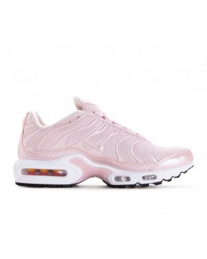848891-601 Nike Dames Air Max Plus Premium Schoenen - Barely Rose/Roze