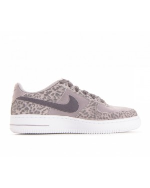 849345-001 Nike Air Force 1 Lv8 GS - Grijs/Gunsmoke-Wit