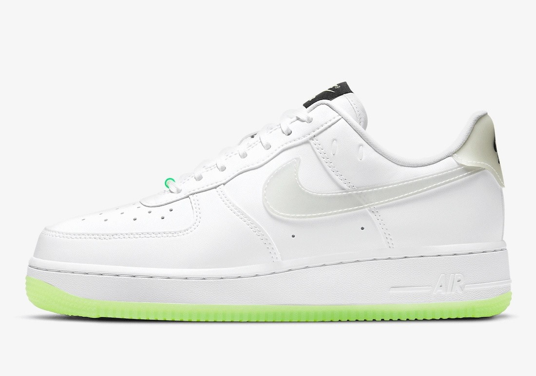 "CT3228-100 Nike Air Force 1 Low ""Have A Nike Day"" - Wit/Multi-color"