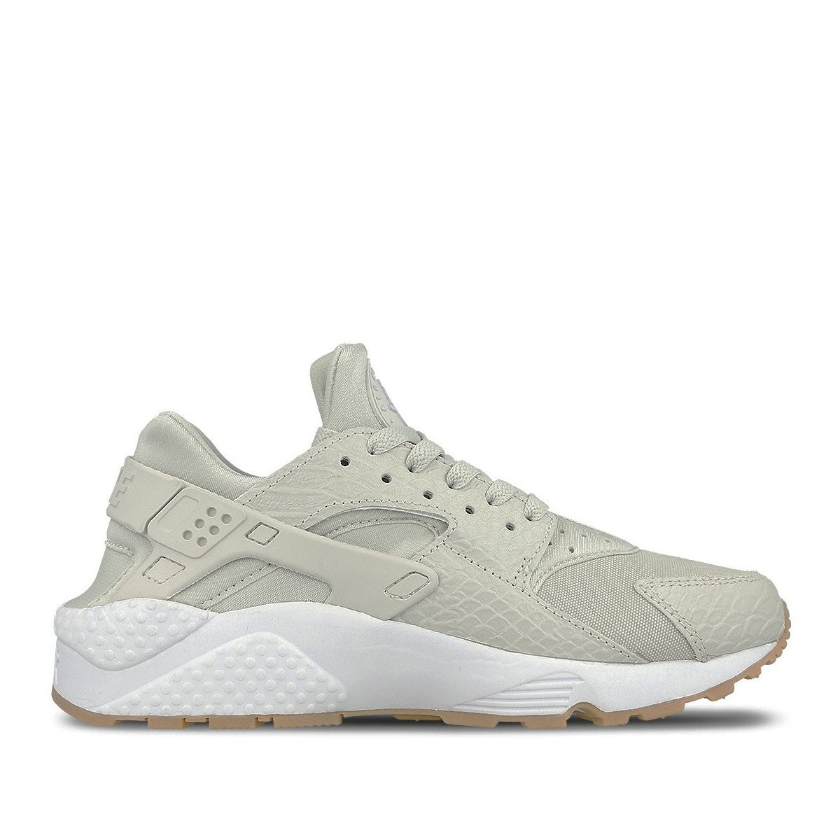 859429-004 Nike Dames Air Huarache Run SE Schoenen - Light Bone/Wit
