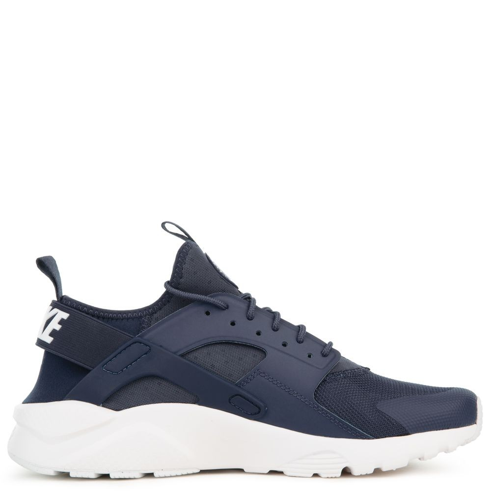 819685-409 Nike Air Huarache Run Ultra Schoenen - Navy/Wit