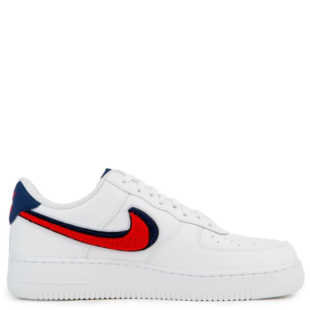 Heren Nike Air Force 1 '07 Lv8 Schoenen 823511-106 - Wit ...