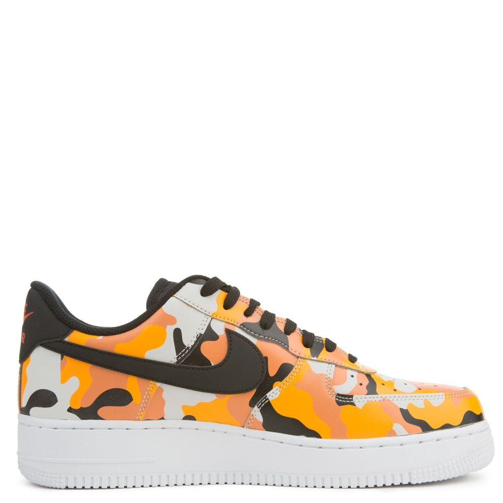 823511-800 Nike Air Force 1 07' LV8 - Oranje/Zwart-Oranje