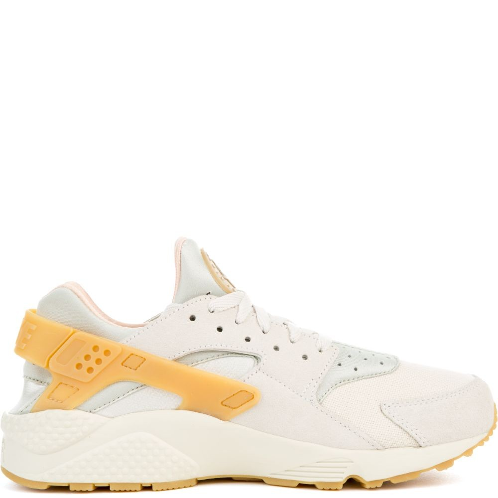 852628-004 Nike Air Huarache Run SE - Phantom/Geel-Light Bone