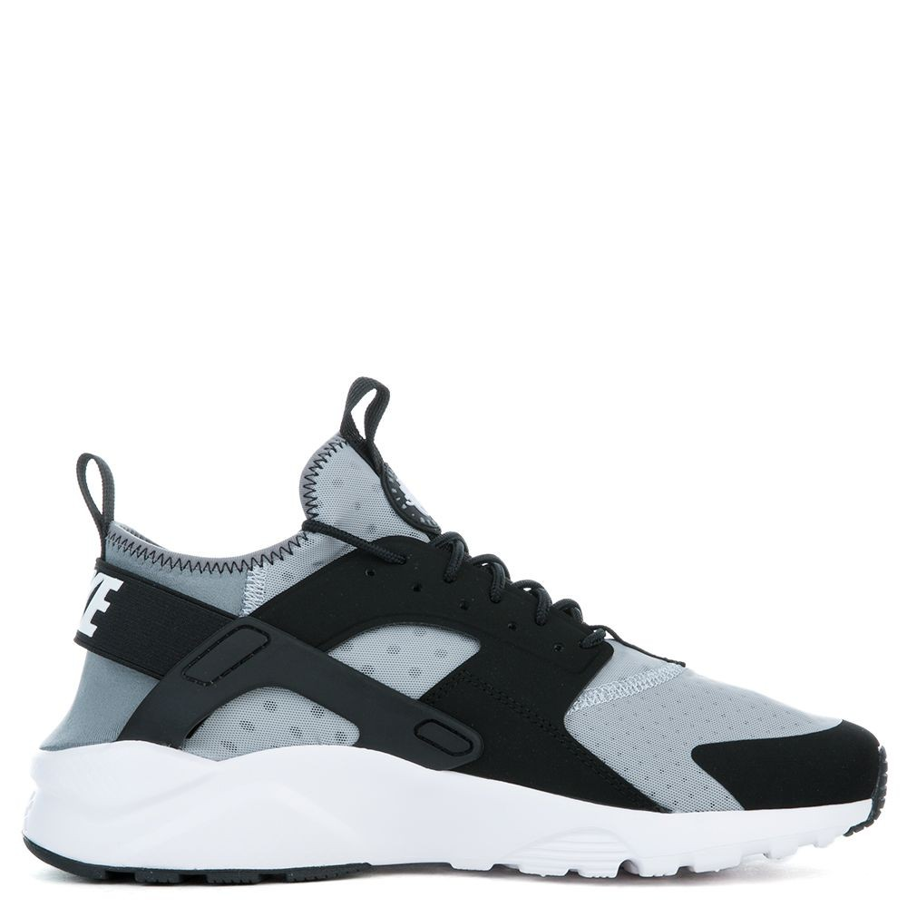 819685-010 Nike AIR HUARACHE RUN ULTRA - Grijs/Wit-Zwart