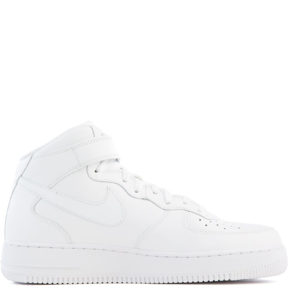 315123-111 Nike Air Force 1 Mid '07 Schoenen - Wit/Wit