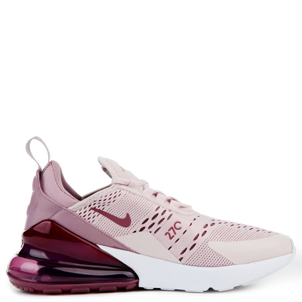 AH6789-601 Dames Nike Air Max 270 - Barely Rose/Vintage Wine