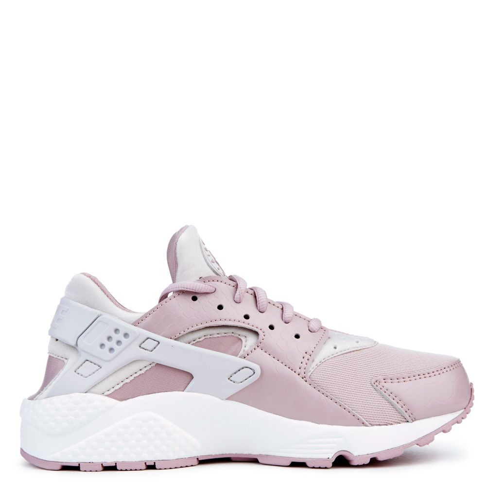 634835-029 Nike Air Huarache Run - Grijs/Particle Rose/Wit
