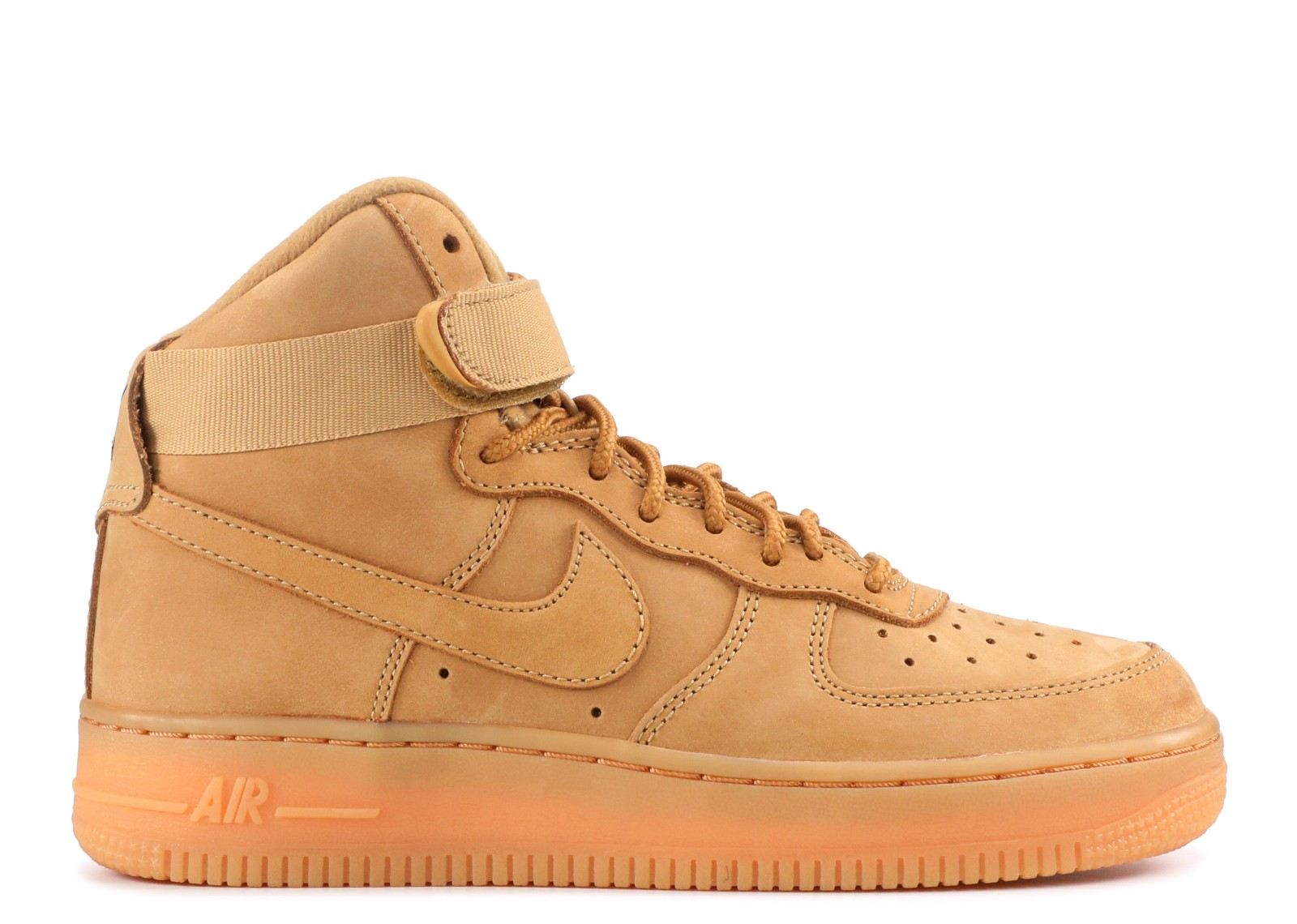 Nike Air Force 1 High LV8 Dames Bruin/Bruin/Groen 807617-200