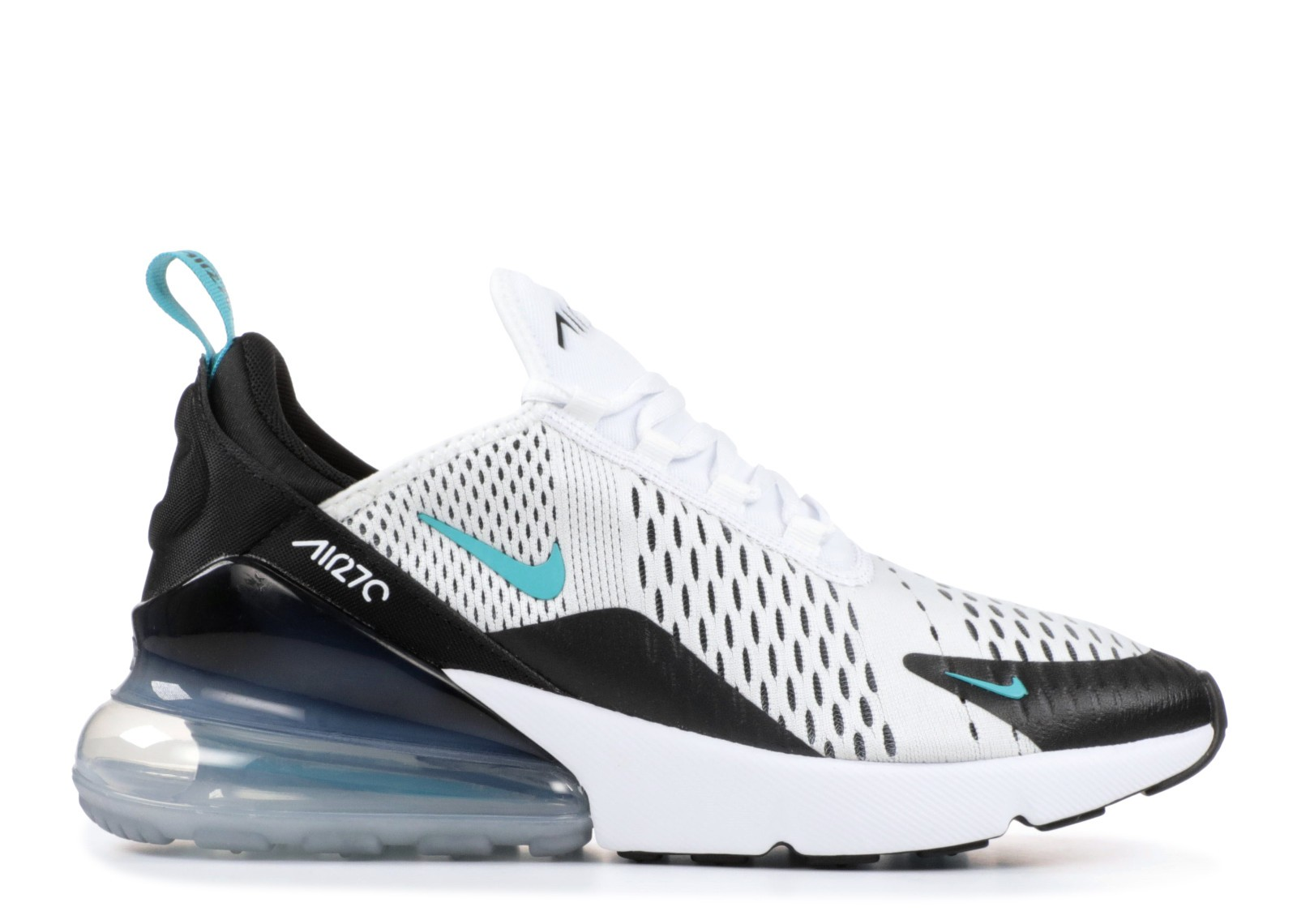 Nike Air Max 270 GS Wit/Dusty Cactus - 943345-101