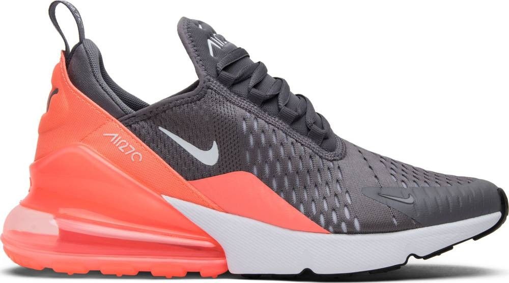 Nike Air Max 270 Gunsmoke/Wit-Roze 943346-001