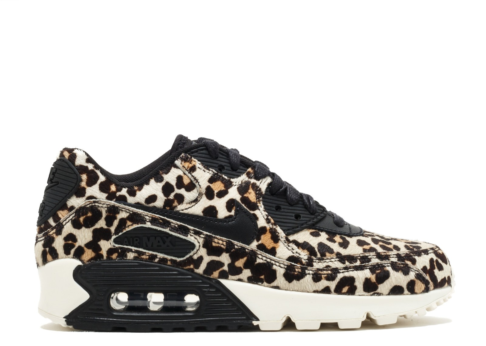 "Nike Dames Air Max 90 LX ""Animal-Pack"" Zwart/Zwart 898512-004"