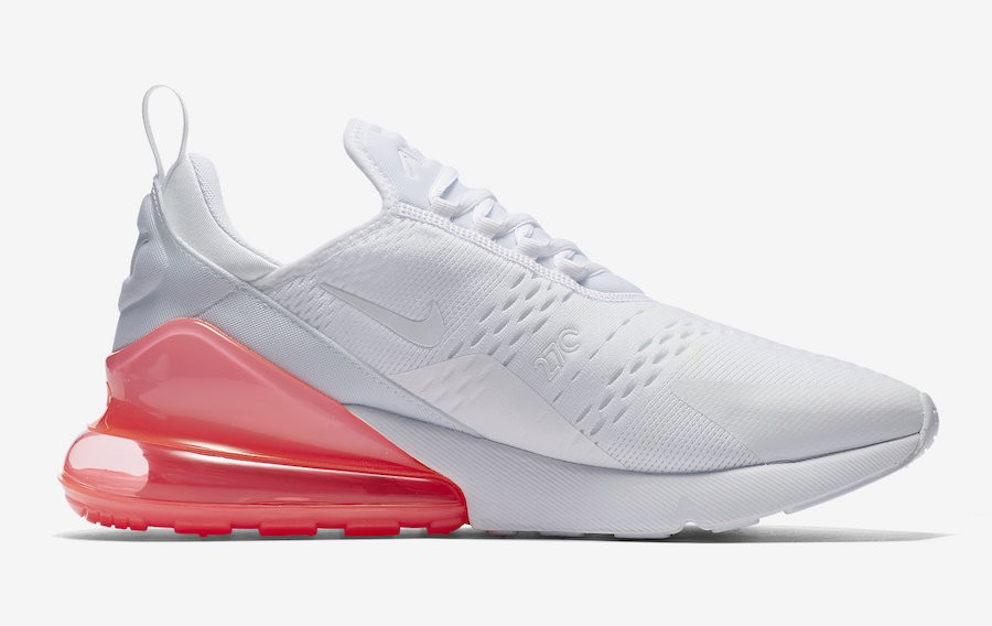 Nike Air Max 270 Wit/Hot Punch AH8050-103
