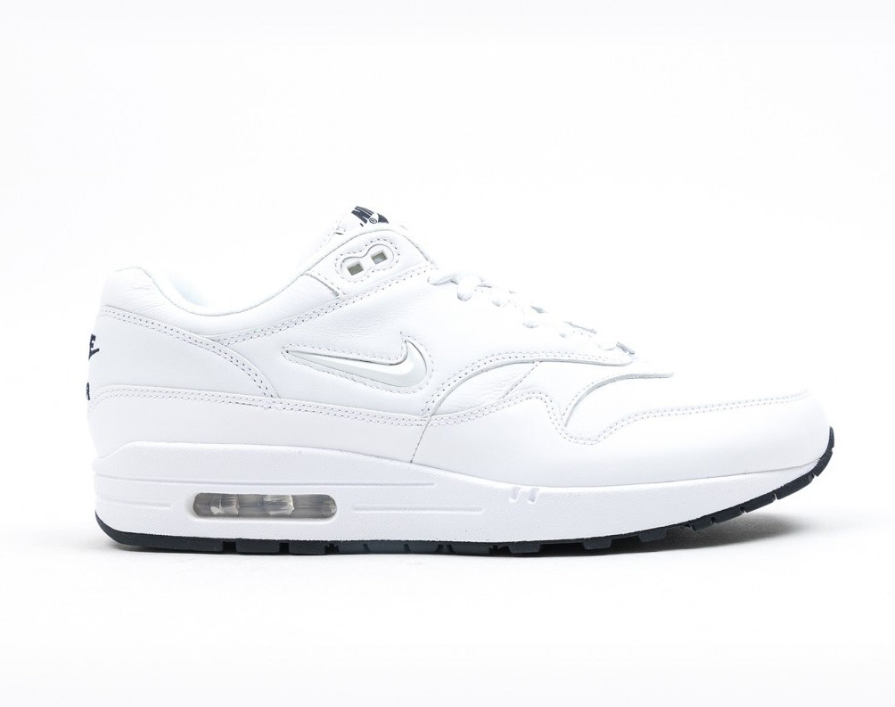 Nike Air Max 1 Premium SC Jewel Wit 918354-105