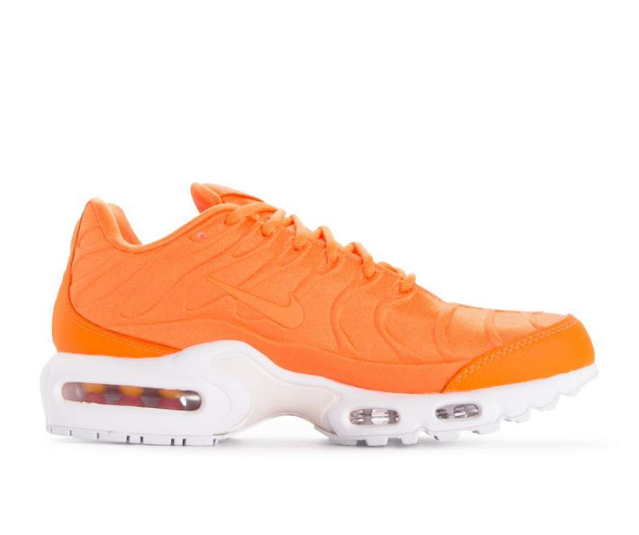 862201-800 Nike Dames Air Max Plus SE JDI - Oranje/Wit-Zwart