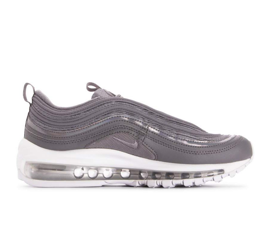 AR0157-001 Nike Air Max 97 GS - Gunsmoke/Gunsmoke-Wit