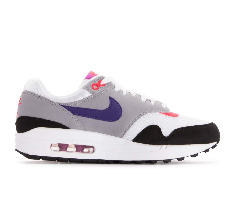 319986-114 Nike Dames Air Max 1 Schoenen - Wit/Wit