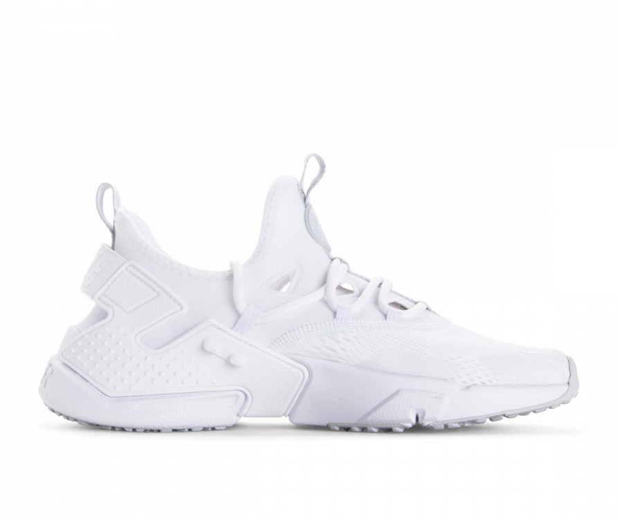 AO1133-100 Nike Air Huarache Drift Breathe - Wit/Pure Platinum/Pure Platinum