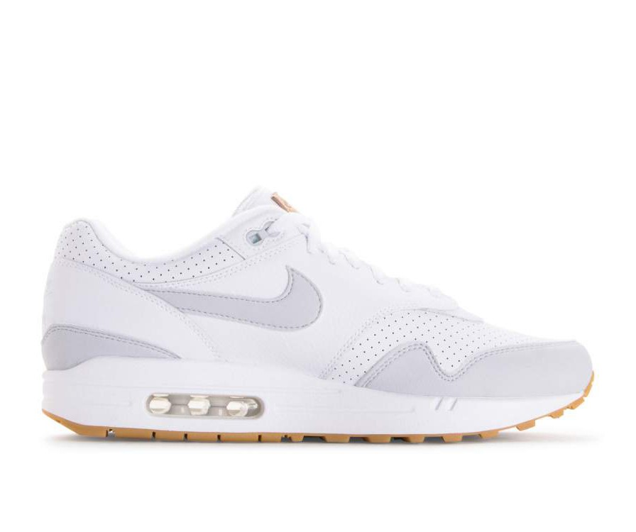 AH8145-103 Nike Air Max 1 Schoenen - Wit/Pure Platinum