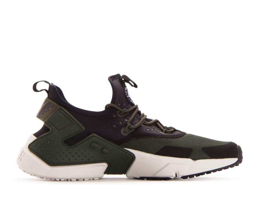 AH7334-300 Nike Air Huarache Drift - Sequoia/Light Bone-Zwart-Wit