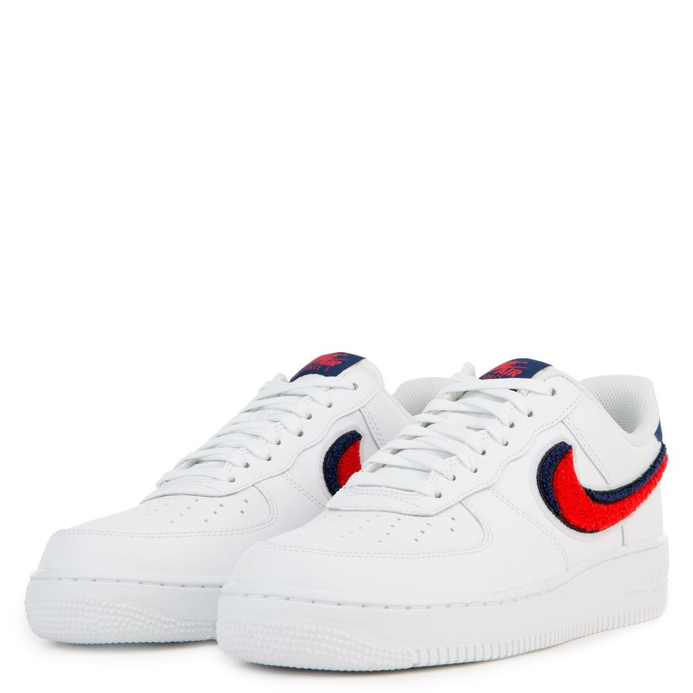Nike Air Force 1 07 LV8 Zwart Wit 823511 003