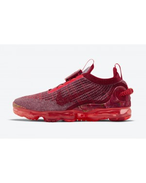 CT1823-600 Nike Air VaporMax 2020 Heren - Rood/Rood-Flash Crimson