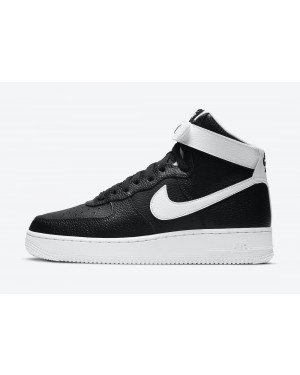 CT2303-002 Nike Air Force 1 High Schoenen - Zwart/Wit