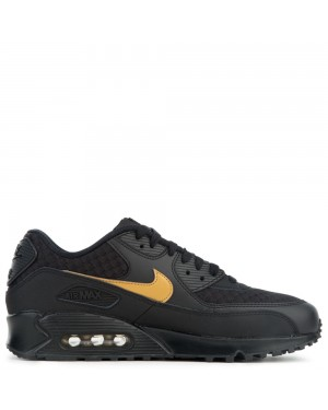 AV7894-001 Nike Air Max 90 Essential - Zwart/Metallic Gold