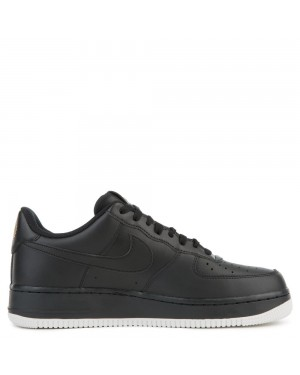 AA4083-014 Nike Air Force 1 '07 - Zwart/Wit/Metallic Gold